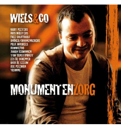 Miguel Wiels & Co - Monumentenzorg CD
