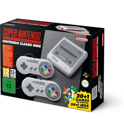 Super Nintendo Entertainment Console Nintendo Classic Mini - SNES Console