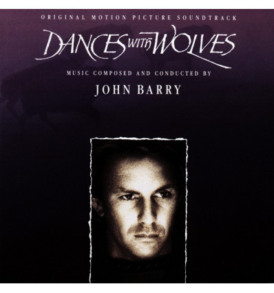 Dances With Wolves: Original Soundtrack 1CD Music by John Barry