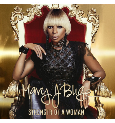 Mary J. Blige - Strenght Of A Woman 2LP