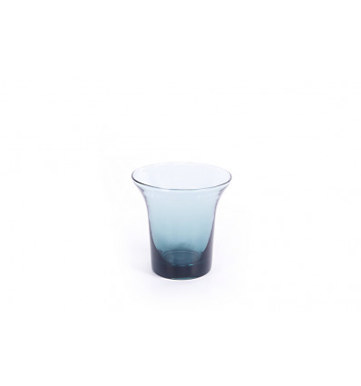 WATERGLAS HOST SMALL - 8.5x8.5cm XL - BLUE GREY