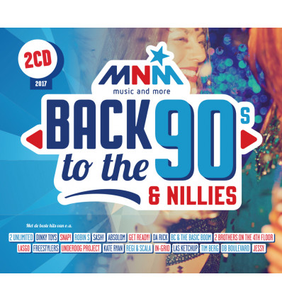 MNM Back to The 90's & Nillies Party 2CD 2017