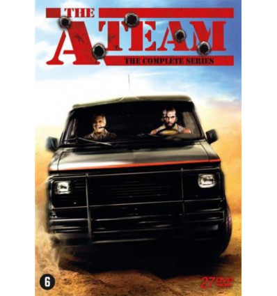The A-Team DVD Complete Collection