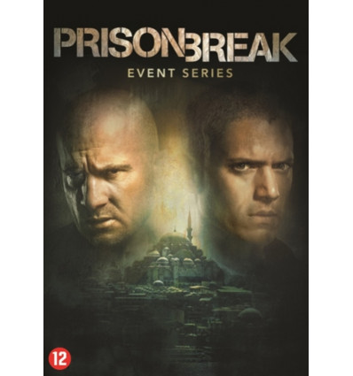 Prison Break DVD Season 5 - The Event Series