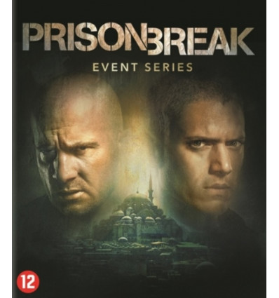 PRISON BREAK BRD SEASON 5 - THE EVENT SERIES