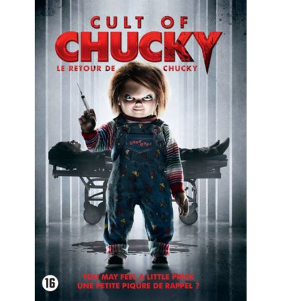Cult of Chucky 1DVD