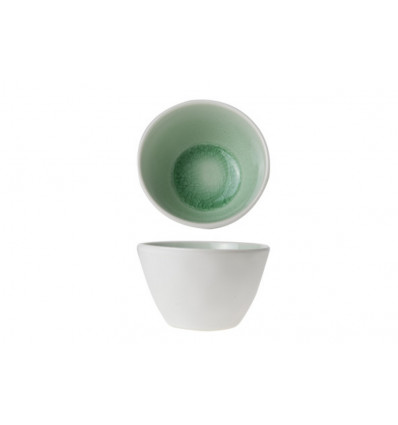 BOWL SPIRIT GREEN COSY&TRENDY - 10.5X6CM - VAATWAS