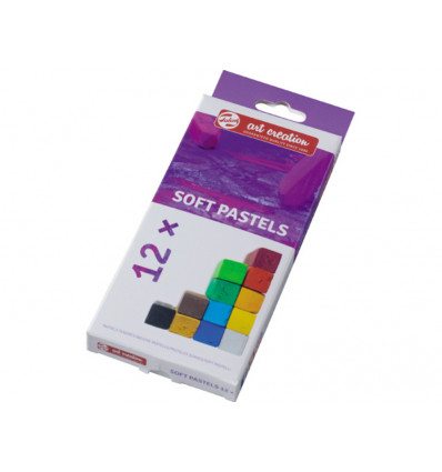 TALENS ART CREATION SOFTPASTELS 12 STUKS