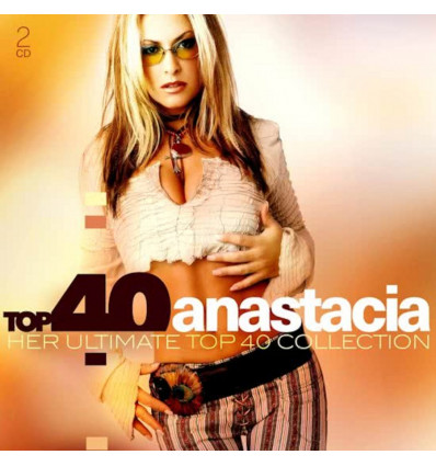 Anastacia 2CD The Ultimate Top40 Collection