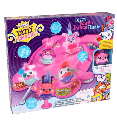 FurReal Friends Dizzy Twirlin' Dancing Studio