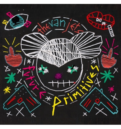 The Van Jets - Future Primitives LP