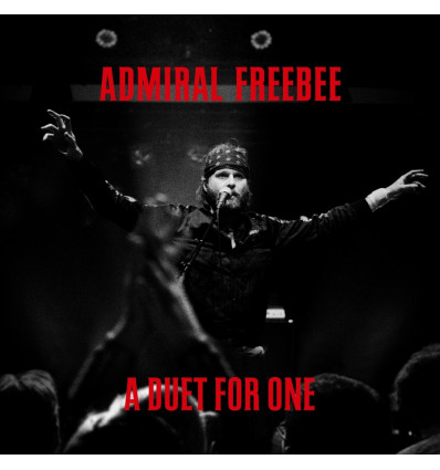 Admiral Freebee - A Duet for One 1LP+CD