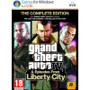 PC Grand Theft Auto IV: The Complete Edition