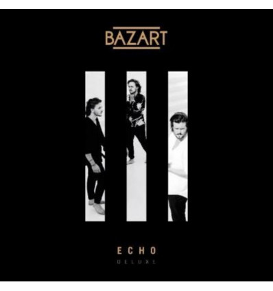 Bazart - Echo 2CD Deluxe Edition