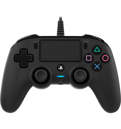 Nacon Wired Compact Controller Black PS4