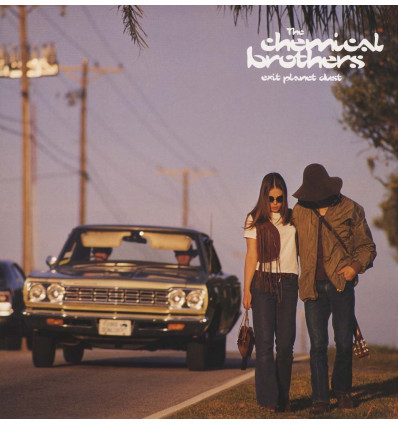 The Chemical Brothers - Exit Planet Dust1LP + Download
