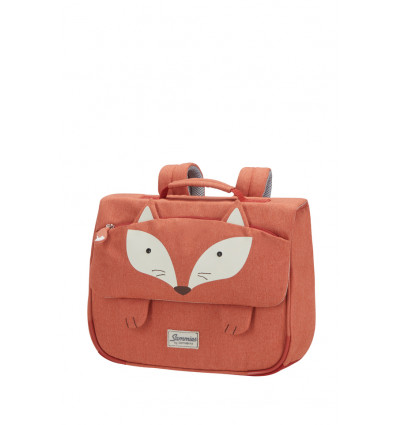 BOEKENTAS - HAPPY SAMMIES - 33x26x12.5cmSAMSONITE - 9L - FOX WILLIAM