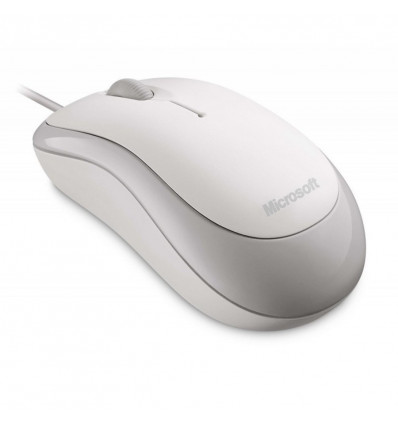 MOUSE READY MICROSOFT - P58-00060 - WHITE