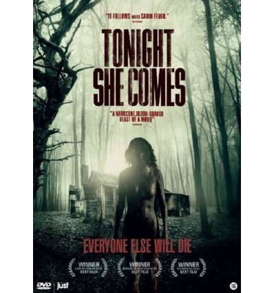 TONIGHT SHE COMES 1DVD