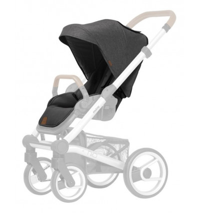 MUTSY Seat & kap Nio North - grey