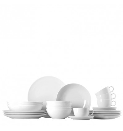 DINNERSET YOUNG THOMAS 24-DELIG THOMAS - WIT
