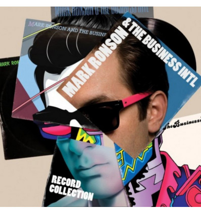 MARK RONSON 1CD RECORD COLLECTION