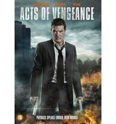 Acts of Vengeance 1DVD
