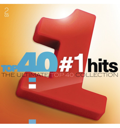 1 Hits 2CD The Ultimate Top40 Collection