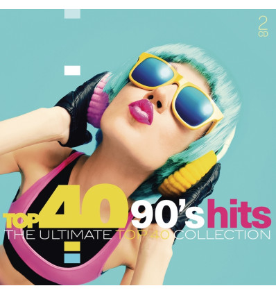 90's Hits 2CD The Ultimate Top40 Collection