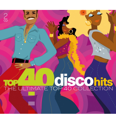 Disco Hits 2CD The Ultimate Top40 Collection