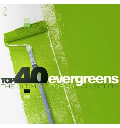 Evergreens 2CD The Ultimate Top40 Collection