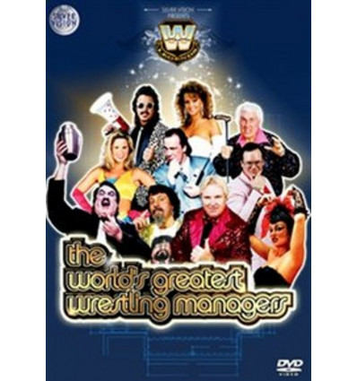 WWE: World's Greatest Wrestling Managers1DVD - World Wrestling Entertainment