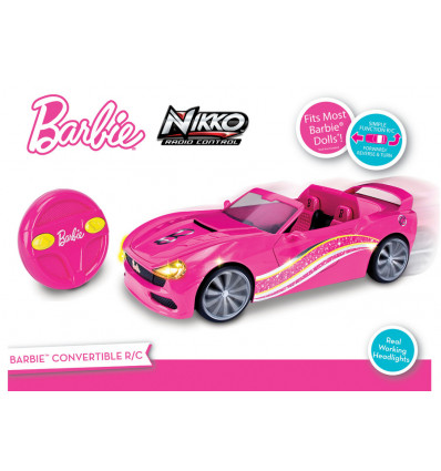 Barbie Cabrio Telegeleid Barbie Pop Past Erin R C Supra Bazar