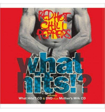 RED HOT CHILI PEPPERS 2CD + MDVD