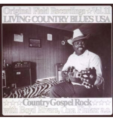 LIVING COUNTRY BLUES USA 1CD VOLUME 11