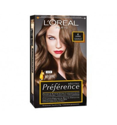 Preference Infinia Haarkleuring Ombrie nr 6