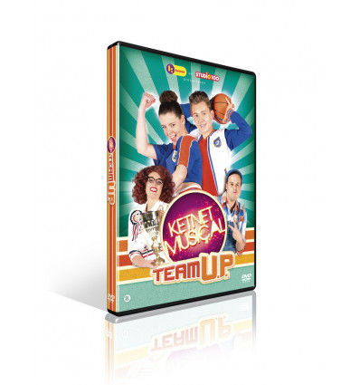 Team U.P. DVD Ketnet Musical