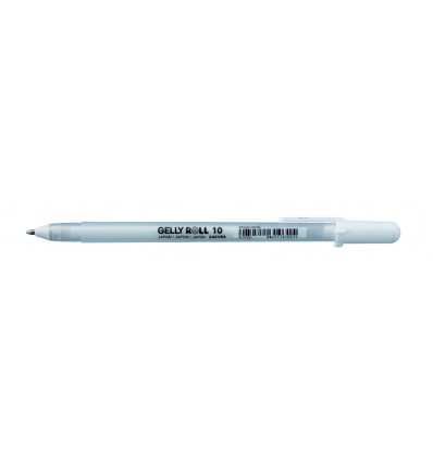 Sakura Gelly Roll Gelpen Basic Wit 0.5mm