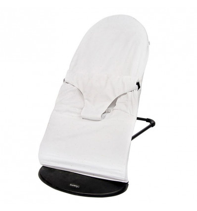 LES REVES D'ANAIS Hoes voor Babybjorn relax - gold blossom