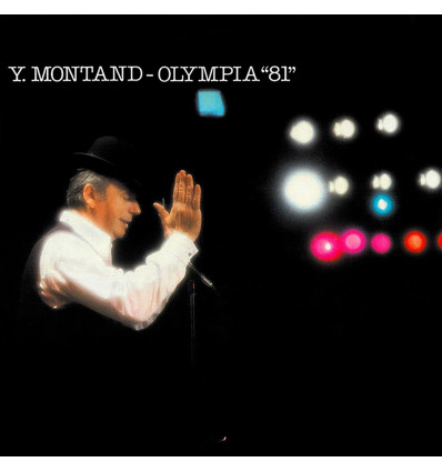Yves Montand 2CD Olympia 1981