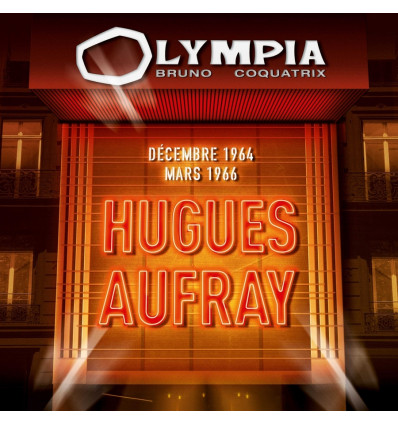 Hugues Aufray 2CD Olympia 1964 & 1966