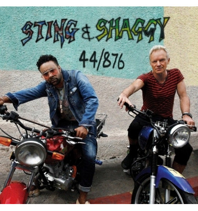 Sting & Shaggy - 44/876 1CD