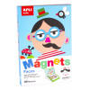 Apli Magnets Faces by Stocklina