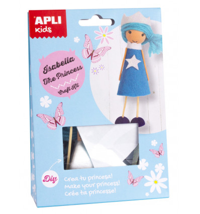 Apli Creative Kit Isabella the Princess