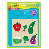Crayola Stickers Fruit Mini Kids