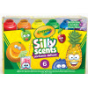 Crayola Geurverf Silly Scent 6 Potjes Core Coloring