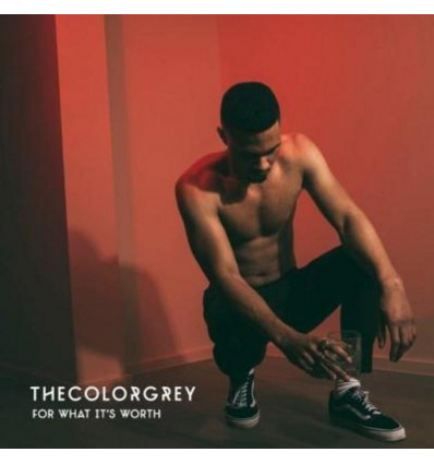 TheColorGrey - For What It's Worth 1CD
