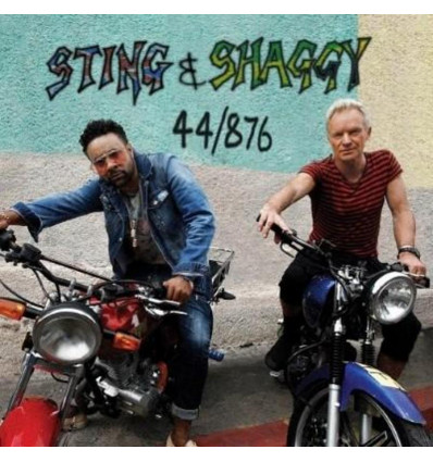 Sting & Shaggy - 44/876 1LP