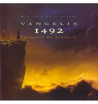 1492 Conquest of Paradise - Soundtrack CD Music by Vangelis