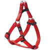 ART SPORTIEF PLUS, TUIG 25MM 40-70CM, ROOD, 1-2-3 STEP&GO